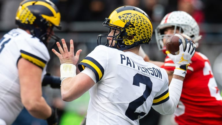 Three Things To Watch: Michigan Win The Battle At Quarterback
