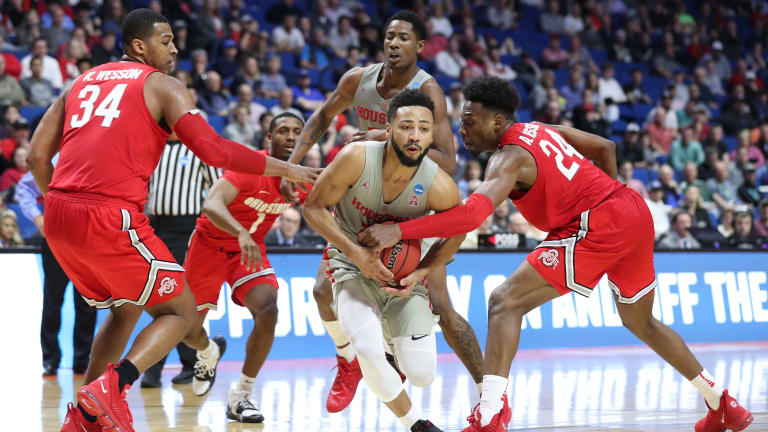 Andre Wesson Finds Shooting Touch in Ohio State Win