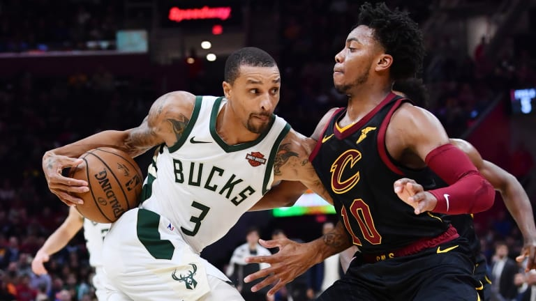 Garland, Cavs Show Promise, But Can't Slow Rolling Bucks