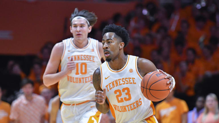 No. 17 Tennessee Falls to Florida State in Emerald Coast Classic Despite Turner's 20 Points