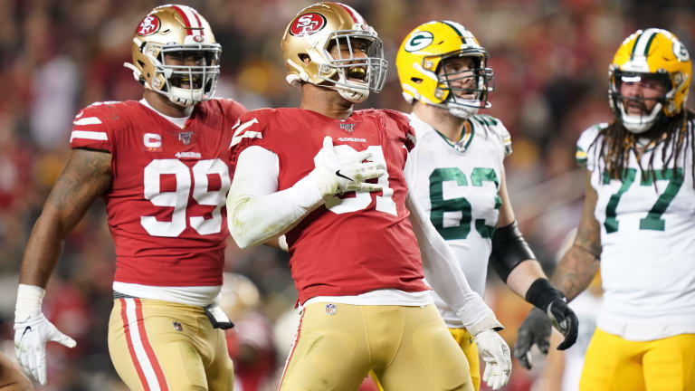 3 Matchups to Watch for the 49ers in Week 13 vs. Ravens