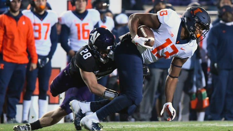 Matchup Preview: Northwestern at Illinois
