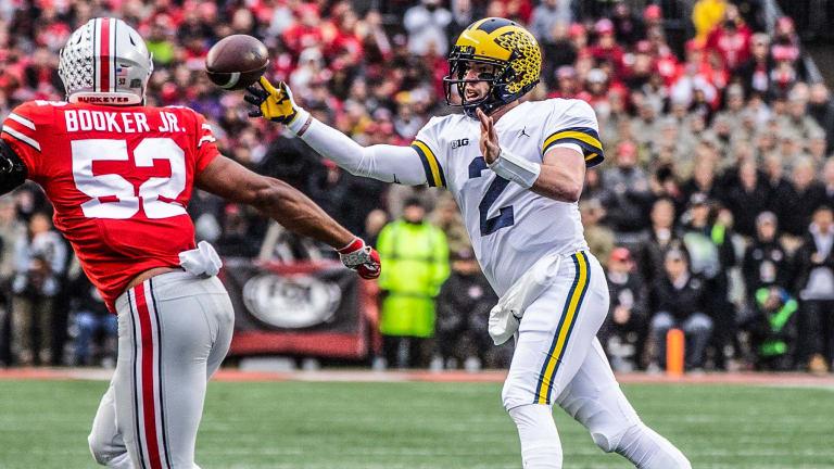 Staff Score Predictions: Michigan vs. Ohio State