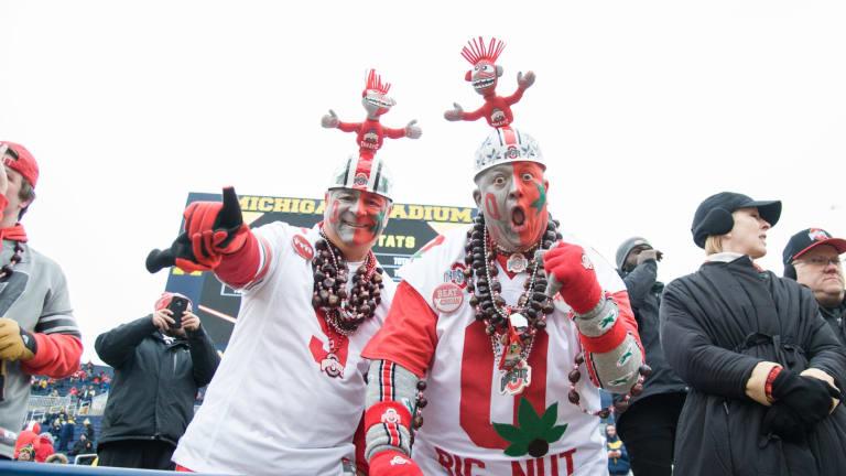 LIVE BLOG: Ohio State 28, Michigan 16 at Halftime