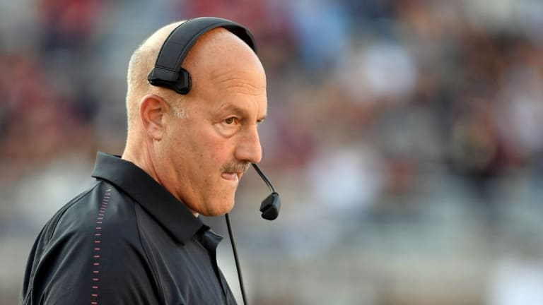 Report: Head Coach Steve Addazio Fired After Seven Years At Boston College