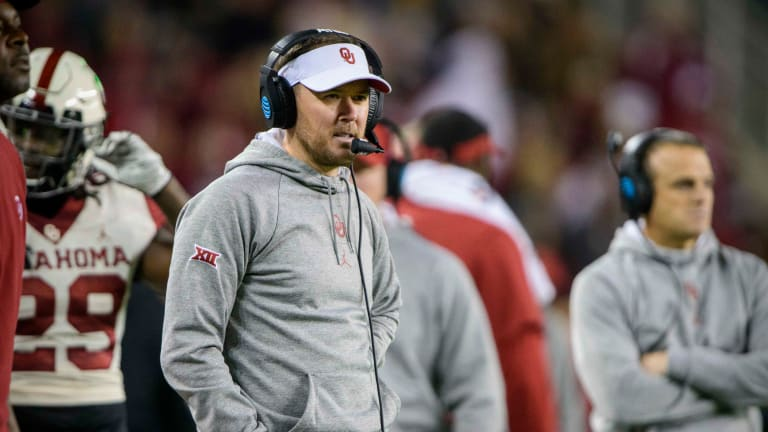 Oklahoma Head Coach Lincoln Riley Formed 'Close Relationship' With Jerry Jones