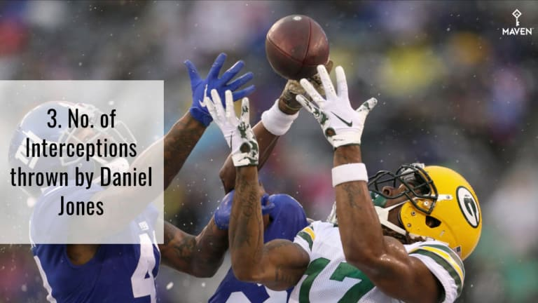 Takeaways from the Giants 31-13 Loss to Green Bay