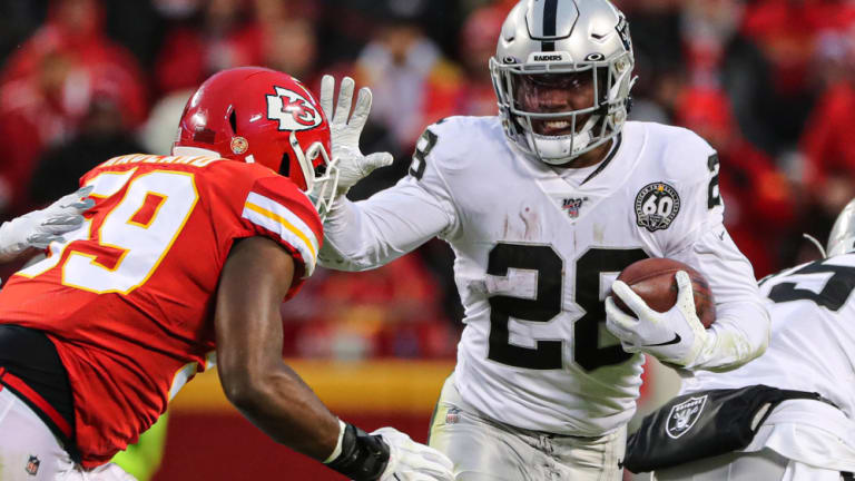 Jacobs Tabbed to Win NFL Rushing Title