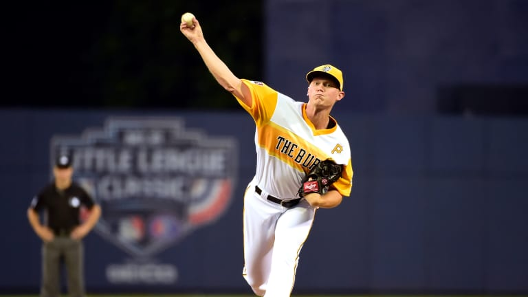 Pirates' Year in Review: Mitch Keller