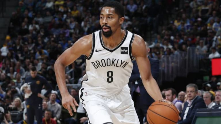 Spencer Dinwiddie's heroic performances saved Nets from utter disaster