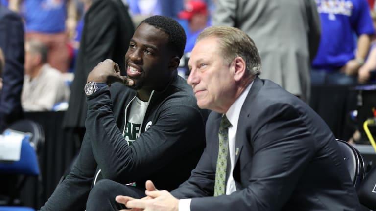 Michigan State Retires Draymond Green's No. 23