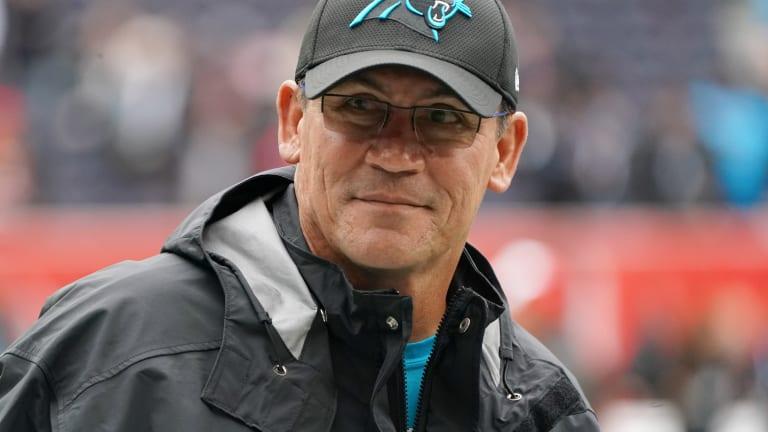 Cal Football: Ron Rivera Fired as Carolina Panthers Coach After 9 Seasons