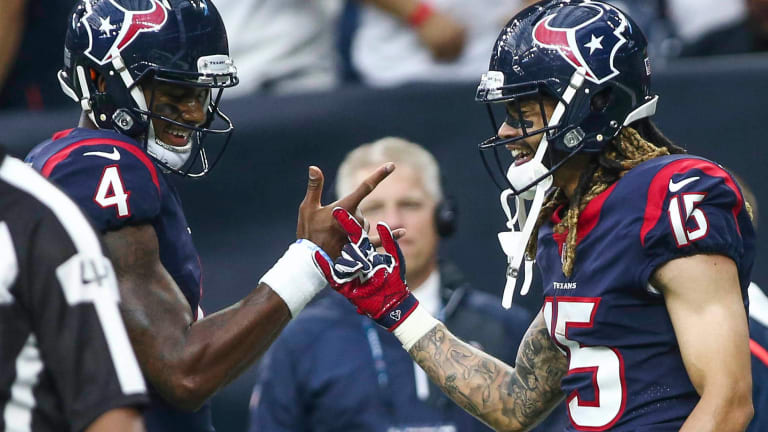 Will Fuller's Presence Continues to Keep Defenses Honest for the Houston Texans' Offense