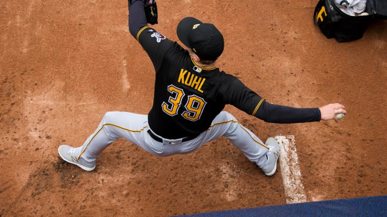 Chad Kuhl May be the Big Addition for the Pirates in 2020