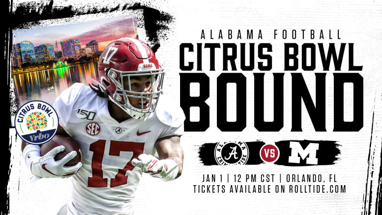 All Things Bama Podcast: Citrus Bowl Breakdown Plus All-Decade Moments and Players