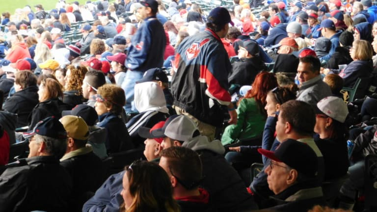Indians Announce Friday-Sunday Games at Progressive Field Vs Yankees Have Reached Capacity