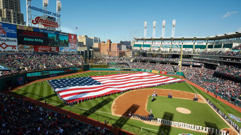 Indians Tweet Out Video Celebrating Monday's Opening Day