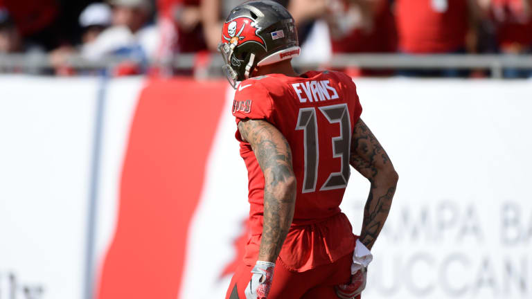 Mike Evans Expected to Miss Rest of 2019 Season