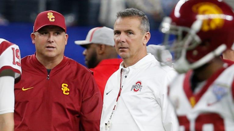 Urban Meyer: USC 'An Elite, Elite Job'