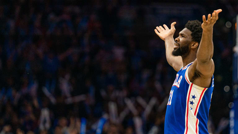Joel Embiid Opens up About His Lack of Enjoyment on the Court