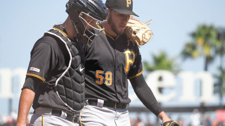 Time for Pirates' Pitchers to Throw Their Best Pitches and Drop Their Worst