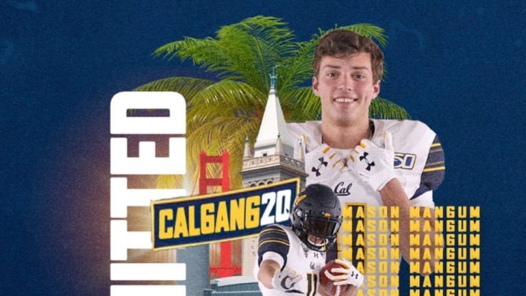 Cal Football: Texas Prep Wideout Commits