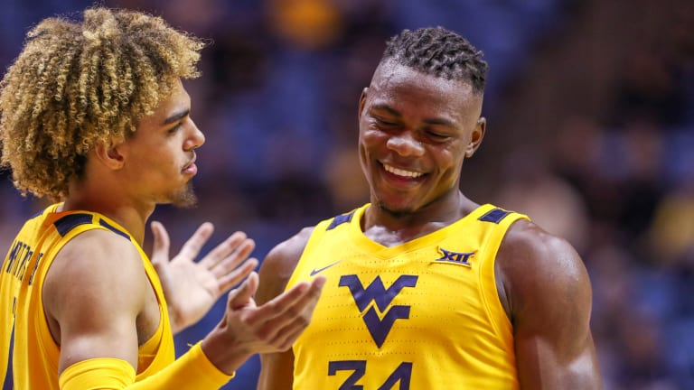 WVU and Kansas Tip-off time Announced