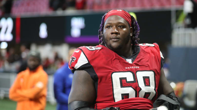 Falcons-49ers: Jamon Brown inactive for second straight week