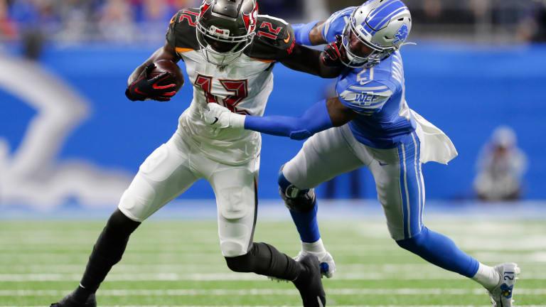 Bucs Injury Report: Will Chris Godwin Return vs. Falcons?