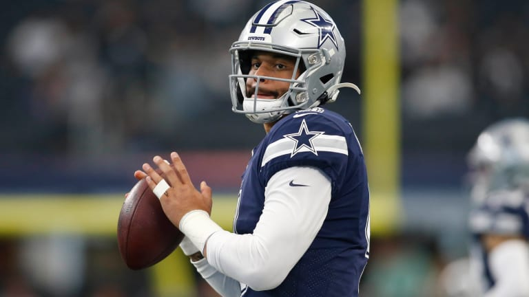 Dallas Cowboys vs. Los Angeles Rams Live Gameday Blog