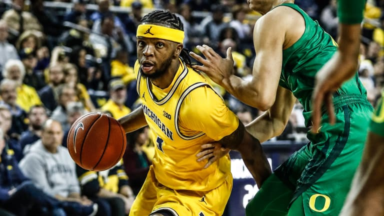 Talking Points: Michigan Basketball Pre- & Post-Op Of A Tough Loss To Oregon