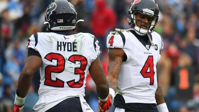 Houston Texans Playoff Clinching Scenarios Entering Week 16