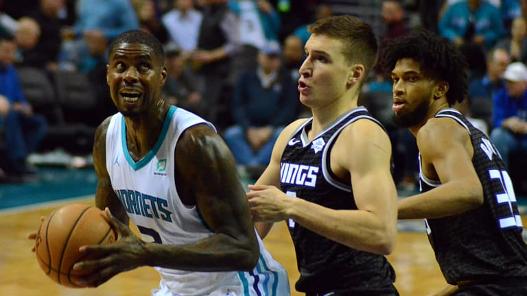 Charlotte Hornets: Williams, Kidd-Gilchrist out vs. Indiana Pacers