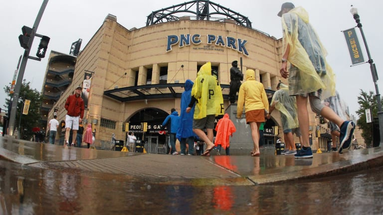 """For Some, the Pirates' Quiet Winter Feels Like the """"Same Old Buccos"""""""