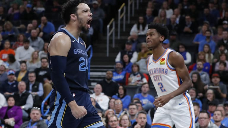 Villain Mentality: How Dillon Brooks Bullied His Way To Becoming The Anti-Hero Of The Memphis Grizzlies