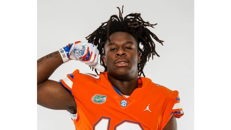 Five Play Prospect: Florida WR Jaquavion Fraziars Scouting Report