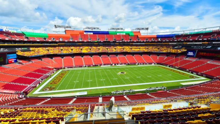Raljon 2 – The Redskins Stadium Nightmare Continues!