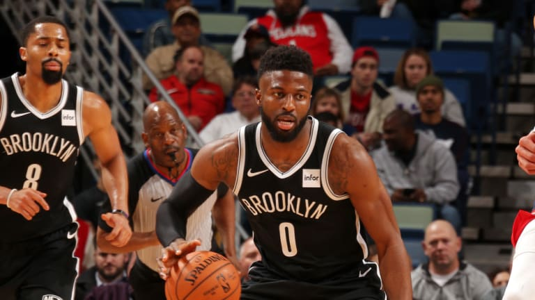 David Nwaba suffers a serious Achilles injury