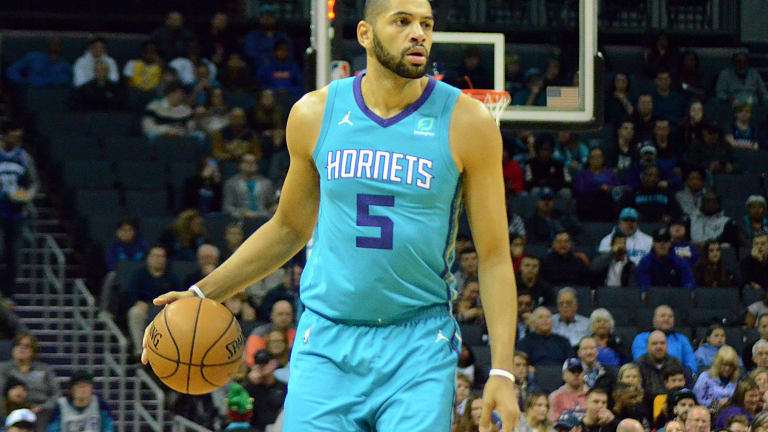 Sights, sounds: The Charlotte Hornets have arrived in Paris