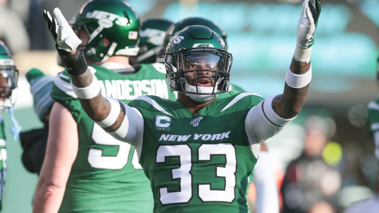 Jamal Adams Buying In To The Jets Rebuild: 'Excited About What We Have Here'