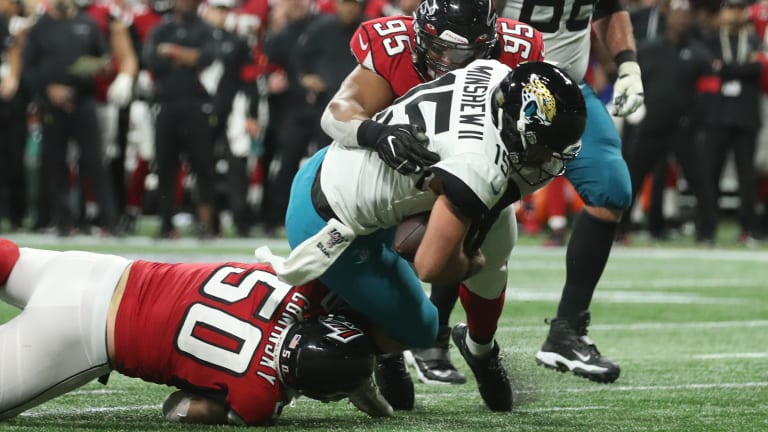 What Did We Learn From the Jaguars' 24–12 Loss to the Falcons on Sunday?