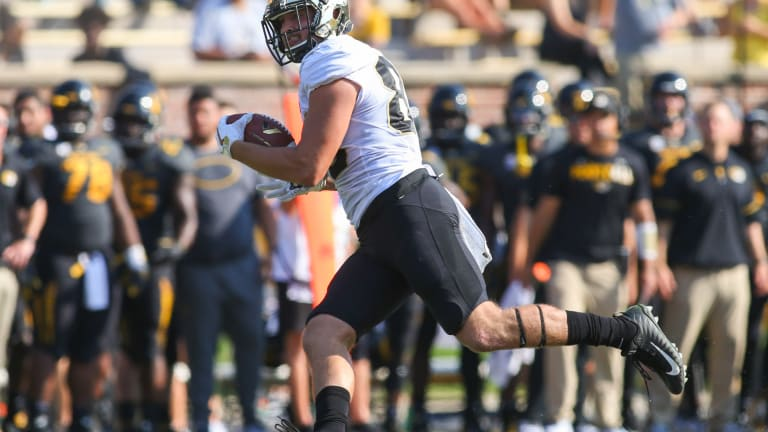 Cole Herdman Works Out For the Houston Texans