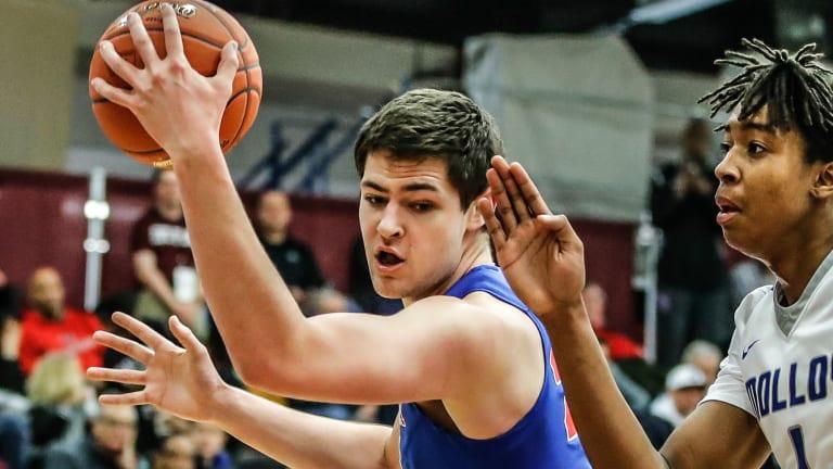 Michigan Basketball Recruit Comparison: Hunter Dickinson & Brook Lopez