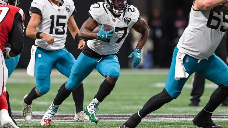 Jaguars vs. Falcons: Snap Count Analysis