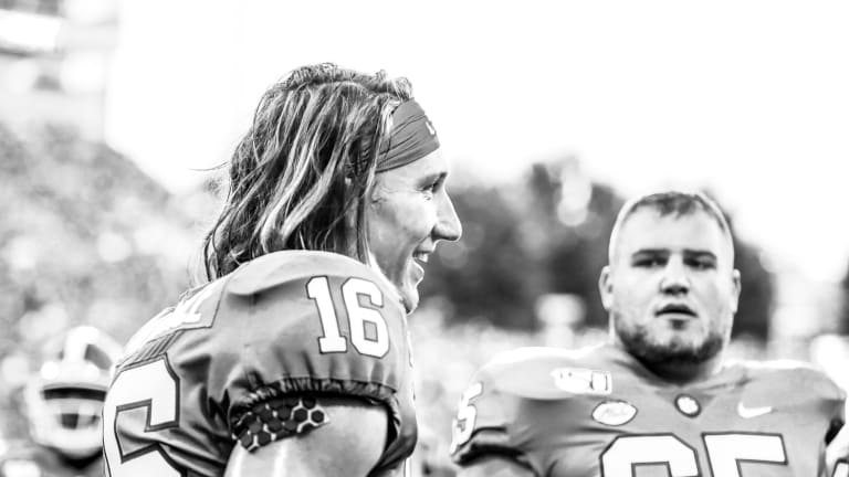 What Did Trevor Lawrence Say Tuesday?