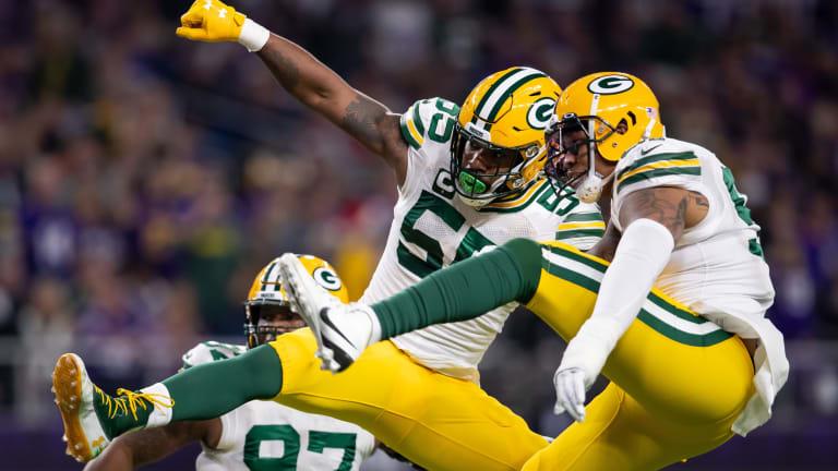 Live Updates: Green Bay Packers Beat Minnesota Vikings To Win NFC North