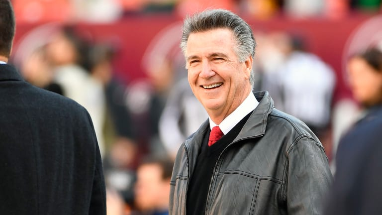 """Breer: """"Redskins have kicked around the idea of hiring an Executive Vice President of Football Operations."""""""