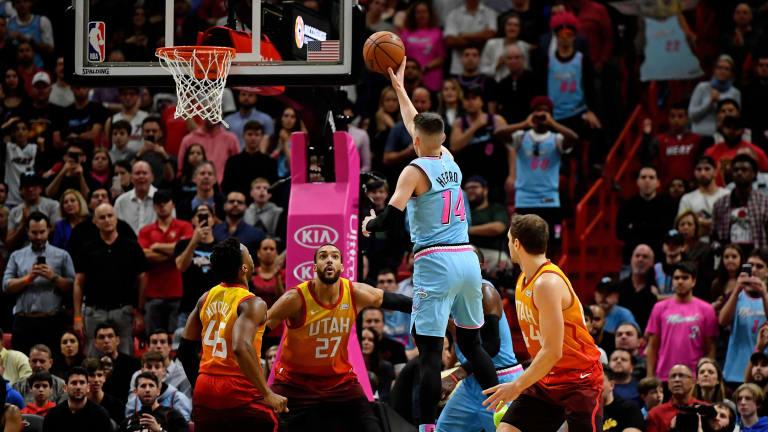 Miami Heat rookie Tyler Herro starting to flourish in late-game situations