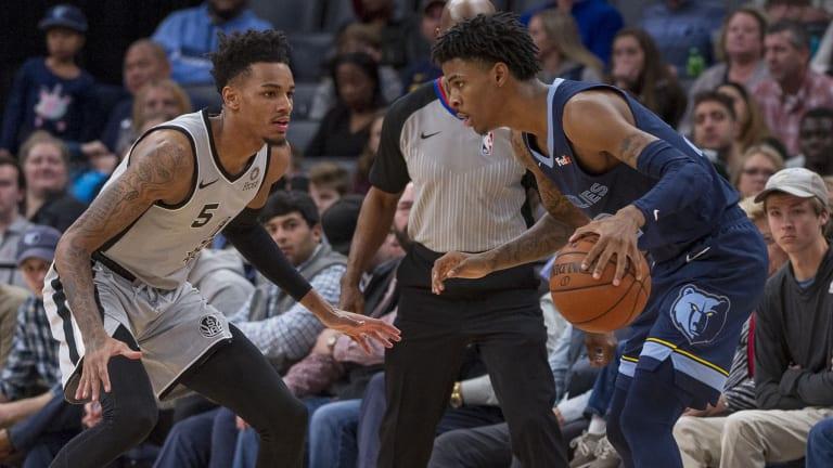 Memphis Grizzlies Lose To Nearly Flawless San Antonio Spurs Despite Impressive Effort