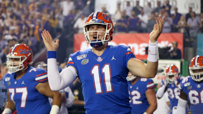 Top 3 Florida Gators Quarterbacks of the 2010s